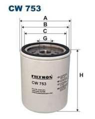 Filtr środka chłodzącego FILTRON CW753