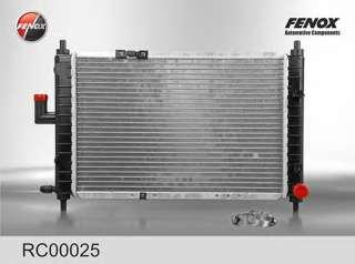 Chłodnica silnika FENOX RC00025