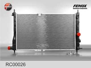 Chłodnica silnika FENOX RC00026