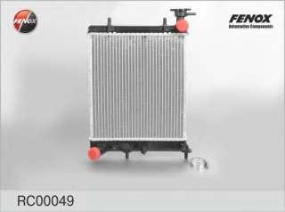 Chłodnica silnika FENOX RC00049