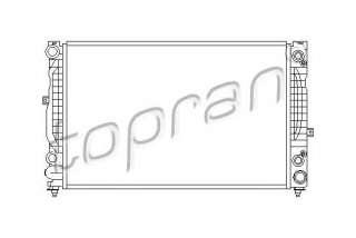 Chłodnica silnika TOPRAN 112 294