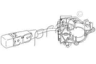 Przełącznik zespolony kolumny kierowniczej TOPRAN 400 525