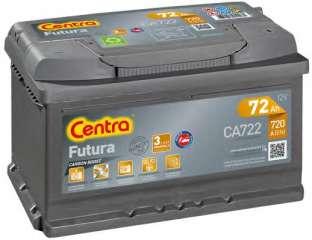 Akumulator rozruchowy CENTRA CA722