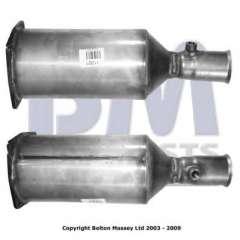 Filtr sadzy układu wydechowego BM CATALYSTS BM11001