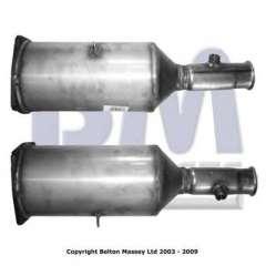 Filtr sadzy układu wydechowego BM CATALYSTS BM11004