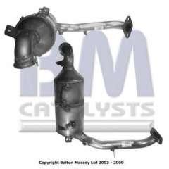 Filtr sadzy układu wydechowego BM CATALYSTS BM11005H