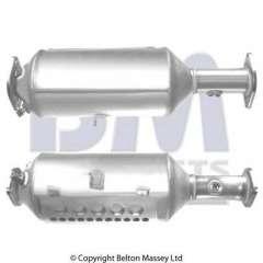 Filtr sadzy układu wydechowego BM CATALYSTS BM11006