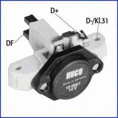 Regulator napięcia alternatora HÜCO 130551