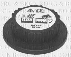 Korek chłodnicy BORG & BECK BRC108