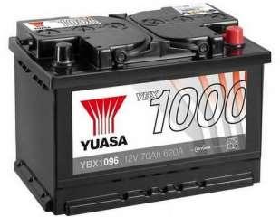 Akumulator rozruchowy YUASA YBX1096