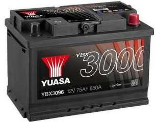 Akumulator rozruchowy YUASA YBX3096