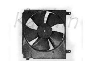 Chłodnica silnika KAISHIN 96183756