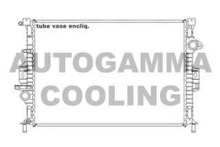 Chłodnica silnika AUTOGAMMA 105206