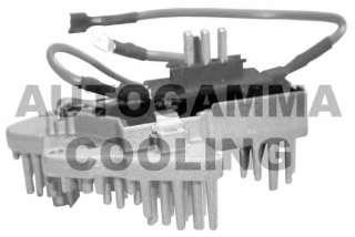 Rezystor wentylatora dmuchawy AUTOGAMMA GA15678